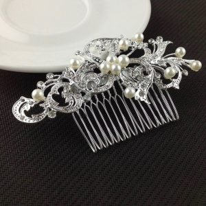 European Handmade Hair Comb C