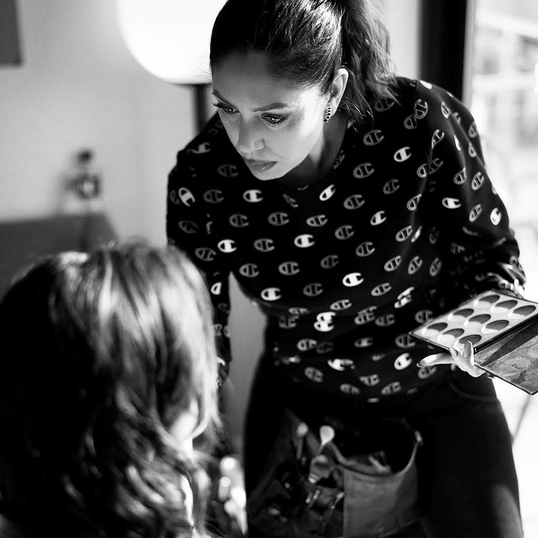 Cole Saad – Celebrity Makeup Artist Los Angeles